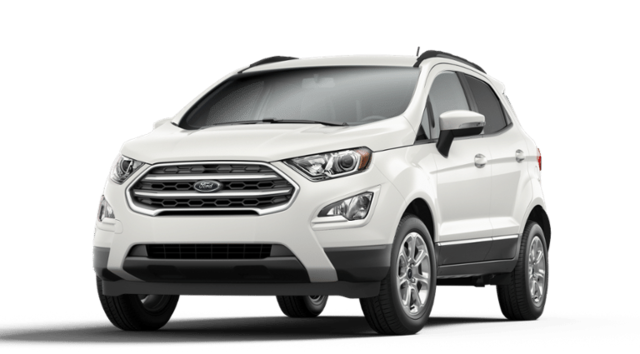 2020 Ford EcoSport SE Compact SUV